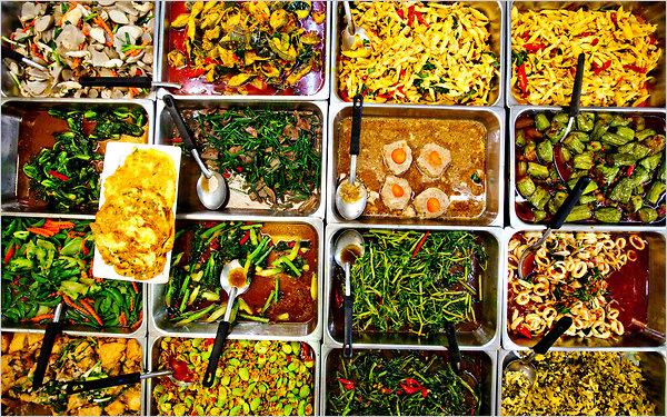 Historia De La Cocina Tailandesa Todo Acerca De Tailandia
